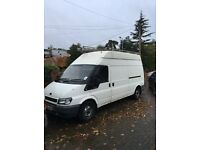 ***FORD TRANSIT 2003 HIGH TOP LWB - YEARS MOT ***