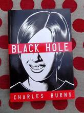 BLACK HOLE - Charles Burns Annerley Brisbane South West Preview