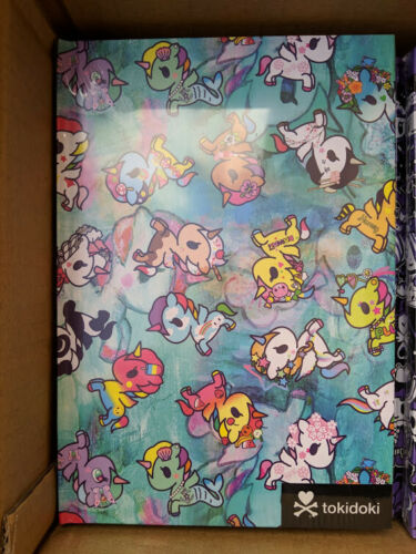 Tokidoki Watercolor Paradise Hardcover Notebook