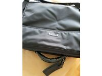 Compaq Laptop case and Over Night Bag