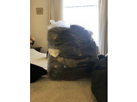 Massive bag of clothes size S and XS