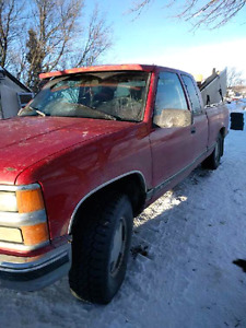 1996 chevy ext cab 4x4