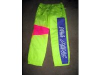 Ladies Ski Jacket and Trousers