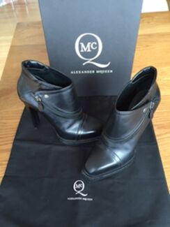 McQ Alexander McQueen boots Essendon Moonee Valley Preview
