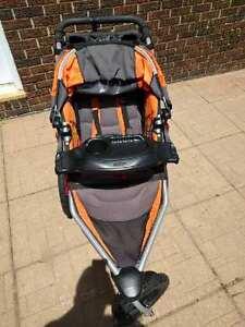 B.O.B revolution SE stroller. $400 obo