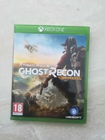 USED GHOST RECON WILDLANDS - XBOX ONE