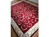 Beautiful 8ft x 10ft traditional wool carpet