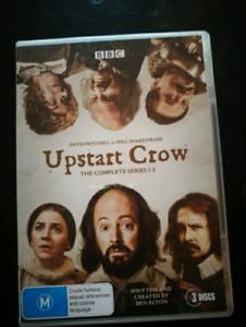 DVD - Upstart Crow, series 1 - 3 Northcote Darebin Area Preview