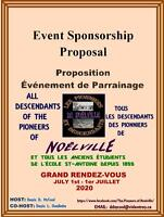 SPONSORSHIP - SPONSOR AN EVENT