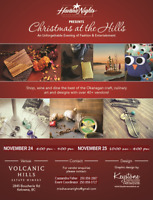 Christmas At The Hills - Vendors