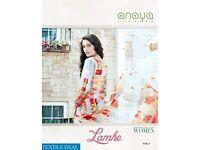 ANAYA LAMHE VOL-1 WHOLESALE CASUAL DRESS MATERIAL