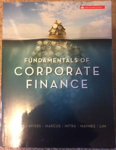 Fundamentals of Corporate Finance 6th Canadian Edition