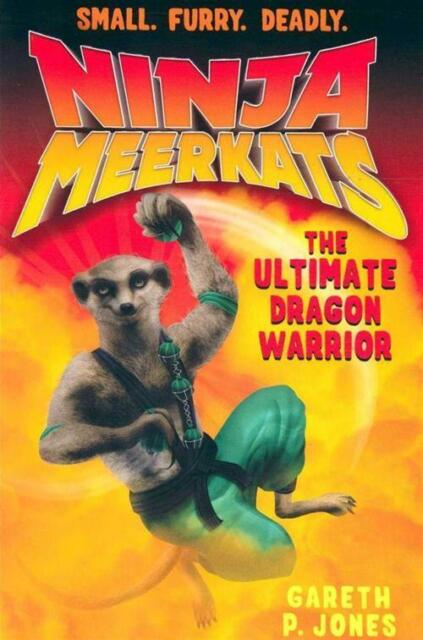 NEW The Ultimate Dragon Warrior By Gareth P. Jones Paperback Free Shipping