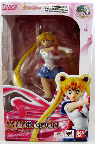 Figuarts ZERO 1/8 Sailor Moon 20th Anniversary PVC Statue Figure Bandai IN STOCK