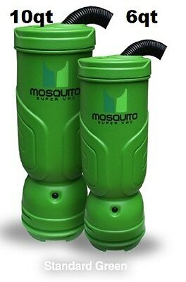 Mosquito Super Hepa 10 Quart Backpack Vacuum Standard Tool Kit Green Or Blue