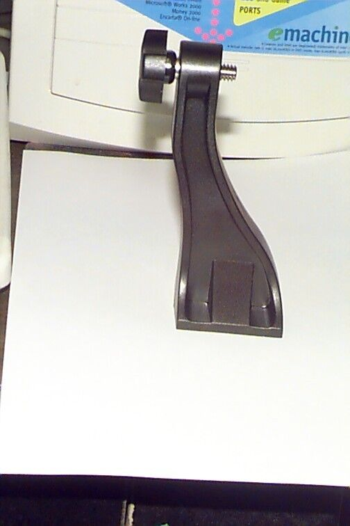 Plastic Binocular tripod adapter -- eyepiece telescope -  Free USA Shipping