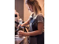 Pure: Barista for Waterloo station wanted!