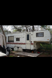 25ft family camper