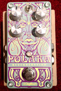 Mint Digitech Polara to swap for another reverb