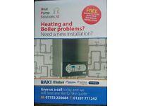 Gas safe engineer( boiler service install repair)