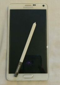 Samsung Note 4 excellent condition
