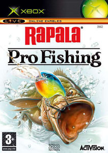 Rapala Pro Fishing (Xbox, 2005) - Deutschland - Rapala Pro Fishing (Xbox, 2005) - Deutschland