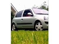 Renault Clio 2004 NOT RUNNING