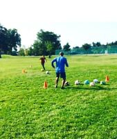 One on One Soccer Training with an Ex Pro Player!!!
