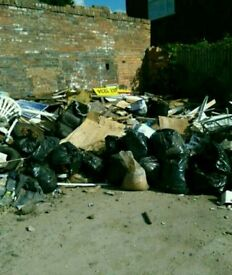 Rubbish removals 50% discount on wood &free scrap metal