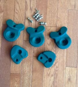 Inclined Rock Climbing Wall Hardware Kit