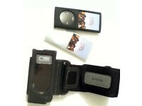 Joggers Armband holder for iPods (reflective with velcro fastening)