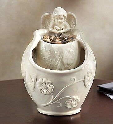 Sympathy Angel Fountain-Memorial Remembrance Loving Caring Soothing Gift Present Lovely Remembrance Gift