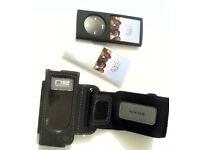 Apple Nano Joggers ARMBAND holder (for tall versions) Velcro & reflective