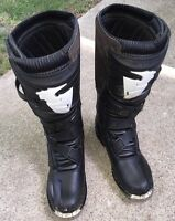 Thor Ratchet motocross boots size 10