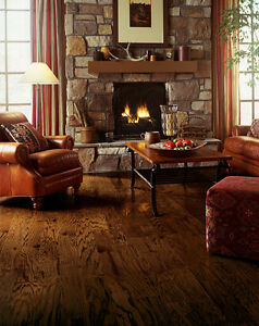 FLOORING SALES & INSTALLS: HARDWOOD - LAMINATE - ENGINEERED