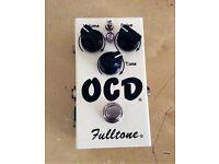 Full tone OCD for sale! Overdrive guitar pedal