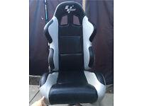 MotoGP Chair seat x2