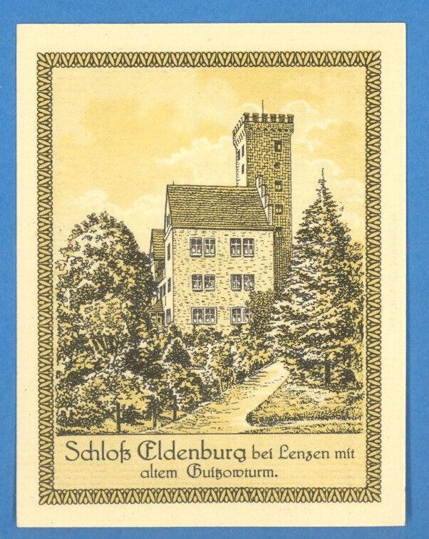 GERMANY NOTGELD NOTE 75 PFENNIG UNCIRCULATED 2921