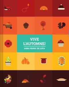 French Childrens Book - Vive L'automne