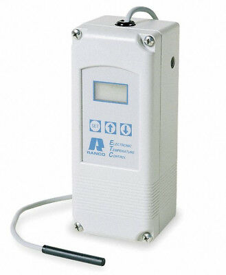 Ranco Etc-111020 Digital Temperature Controller 110v