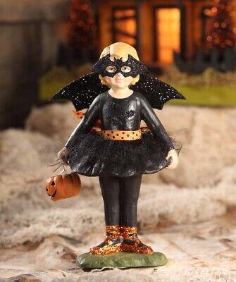 Bethany Lowe BALLERINA BAT GIRL - NICE! TD6033 NEW Halloween Figure
