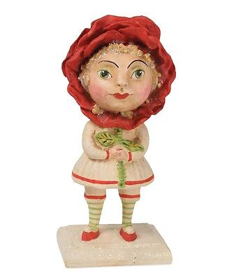 Bethany Lowe- Love is Like A Red Red Rose by Debra Schoch