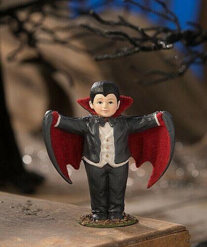 Bethany Lowe Drake Dracula Figurine  ~~ FREE SHIPPING ~~ NEW