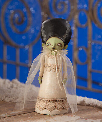 Frankie's Bride by Robin Seeber for Bethany Lowe Halloween Figurine Frankenstein