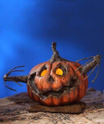Bethany Lowe Halloween INTO THE WOODS Large PUMPKIN FREE SHIP