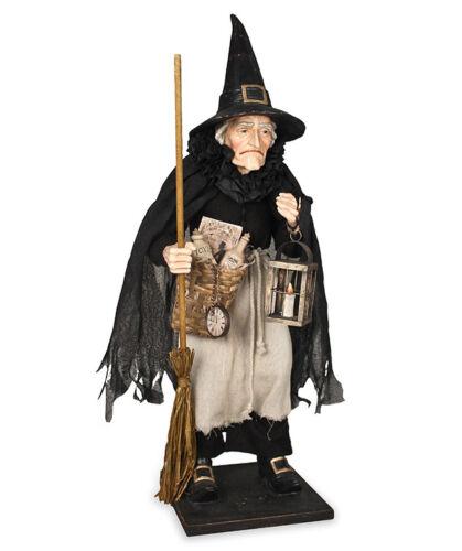 "Bethany Lowe Designs Halloween ""Vintage Griselda Witch"" TD7637"