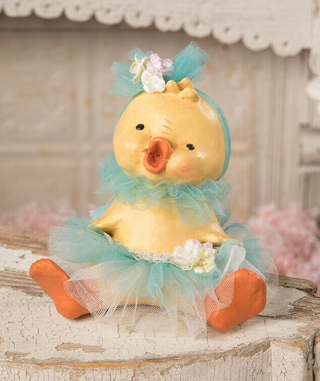 Bethany Lowe Boom Chicka-Chick Easter Spring Figure MA9262