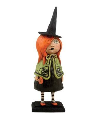 Bethany Lowe Halloween Little Goth Girl Witch13