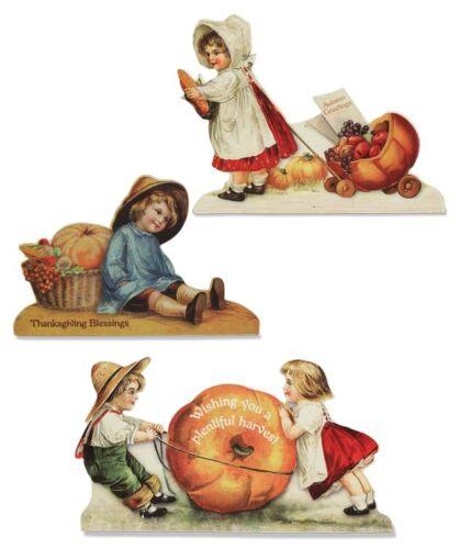 Thanksgiving Wood Dummy Board Display