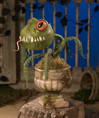 Bethany Lowe Halloween Froggy Fern Man Eating Plant New 2019 TD8509 - Halloween Plants